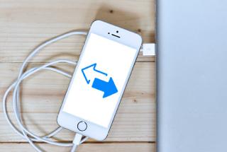 Pasar archivos de iPhone a PC rápido