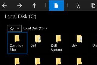Kommander, un explorador de archivos para Windows 10